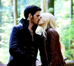 Emma and Hook - 4 * 1 #CaptainSwan