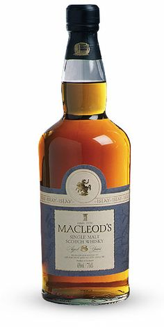 Macleod's - Ian Macleod Distillers Limited