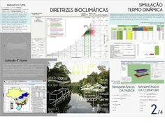 Galeria de Resultados do concurso estudantil de arquitetura bioclimática da IX Bienal José Miguel Aroztegui / Abrigos de Emergência - 9