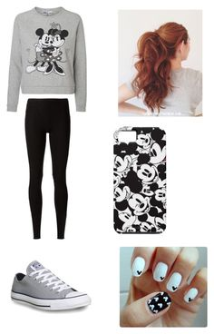 """Disney World Trip"" by katrivera ❤ liked on Polyvore featuring interior, interiors, interior design, home, home decor, interior decorating, Vero Moda, Rick Owens Lilies and Converse"