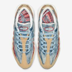 sale retailer 0c0ad 77554 Nike Air Max 95 BV6059-200 Release Info