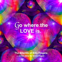 Go where the #love is!