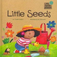 Booktopia has Little Seeds, My Little Planet by Charles Ghigna. Buy a discounted Hardcover of Little Seeds online from Australia's leading online bookstore. Nature Activities, Learning Activities, Toddler Activities, Educational Activities, Toddler Books, Childrens Books, Toddler Class, Baby Books, Toddler Girls