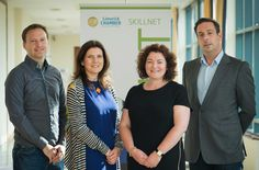 Pictured:Paul O'Mahony, Digital Marketing Strategist, Anne Morris, Network Manager Limerick Chamber Skillnet, Rachel Joyce Limerick Chamber Skillnet and Sean Coyne, Digital Marketing Institute. Fo...