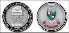 Challenge Coin - 75th Ranger Regiment