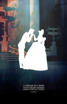 Disney's Cinderella So This is Love Digital Art by watchitDesigns