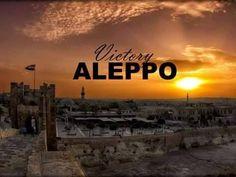 #URGENTE - Siria - #Alepo Acaba de ser Liberada al 100%!!!! -