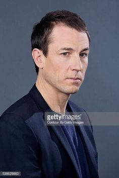 Tobias Menzies, photographed by Kirk Mccoy for the LA Times.