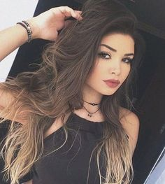 Hottest Long Ombre Hairstyles 2015 – 2016
