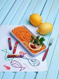 Havuçlu balık Tarifi - Bebek ve Çocuk Yemekleri - Yemek Tarifleri