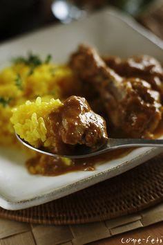 チキンカレー (Chicken Curry)