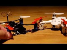 Free Shipping @ CanadaQuadcopters.ca + Micro-H Racing Quadcopter Build