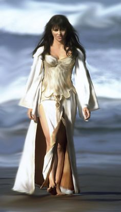 Cool : Lucy Lawless as Xena Warrior Princess