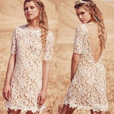 Find More Dresses Information about Womens Dresses White Lace Short Sleeve Dress European New Sexy Deep V Back Lace Stitching Dresses Lady Vestido Party Dresses D45,High Quality dress pumpkin,China dress olympics Suppliers, Cheap dress angel from E-Best Fashion Mall on Aliexpress.com