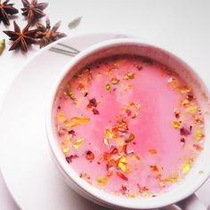 Kashmiri Chai - A warming cup of delicious kashmiri chai is better than coffee.