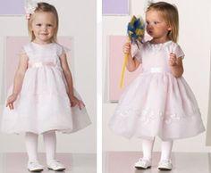 vestidos de fiesta para niñas de 1 año - Buscar con Google