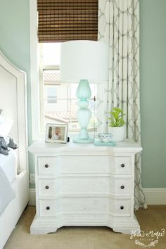 House of Turquoise: Shea McGee Design I like these dressers.