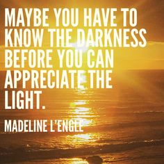 See the light #sunrise #quote