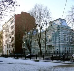 Ogorodnaya sloboda, Moscow