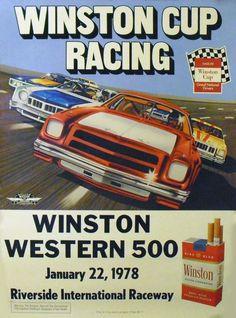 1978 Winston Cup Racing (Western 500)