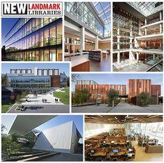 New Landmark Libraries 2012