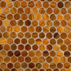 Bath tiles from reclaimed Indonesian teak by Walker Zanger: www.walkerzanger.com