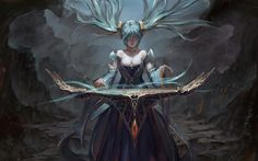 sona hd wallpaper league of legends champion lol musical instrument cleavage girl hd wallpaper 1920x1200 widescreen d9.
