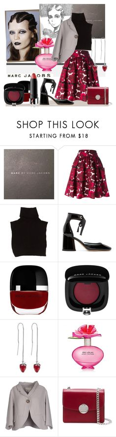 """""""March 29"""" by anny951 ❤ liked on Polyvore featuring Marc Jacobs"""