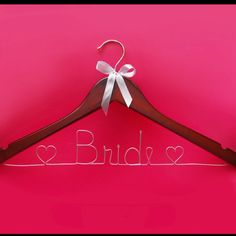 Making one for me and one for my bridesmaid with her name!! Love it!!!!