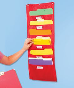 Another great find on #zulily! Small Space Place Storage Chart by Educational Insights #zulilyfinds