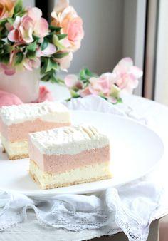Polish Desserts, Rhubarb Recipes, Cheesecakes, Vanilla Cake, Sweet Treats, Deserts, Cupcakes, Favorite Recipes, Sweets