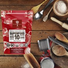 🍄 Mushroom powder is derived from Ancient Chinese medicine. Used to increase energy and mental focus. How are you increasing your mental focus? Love superfoods for your health? Click the link in our Bio and go to our Superfood store @nourishing_nutrients #health #nutritionfacts #nutritional #plantbasenutrition #nutritionmatters #thrivemags #usa #instagood #mushrooms #magicmushrooms #mushroomsociety #mushroomlove #medicinalmushrooms #immunityboost #immunitybooster #immunity #immunesupport Best Superfoods, Organic Superfoods, Plant Based Nutrition, Chinese Medicine, How To Increase Energy, For Your Health, Candle Jars, Stuffed Mushrooms, Powder