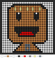 Sackboy Little Big Planet.  First one I actually designed.