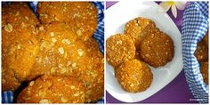 Galletas de avena Muffin, Breakfast, Ethnic Recipes, Food, Top Drawer, Oat Cookies, Recipes, Morning Coffee, Muffins