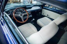 Mustang Fastback 1968, Gears, Gear Train