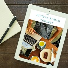 Thanks for joining our digital lifestyle world! We hope we can show you ways to bring a little nomad into your digital business effectively and without the