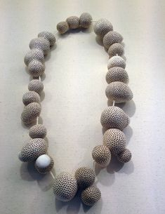 Necklace by BEPPE KESSLER-NL .Photograph byLourdes Carmelo