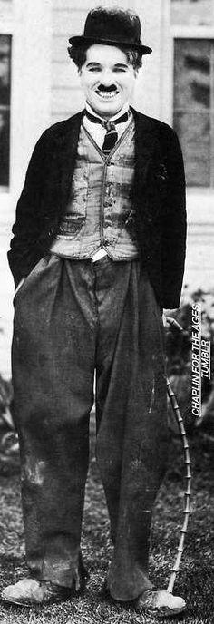 chaplinfortheages:   Charlie Chaplin