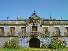 Solar da Luz - Fornelos - Portugal by Portuguese_eyes, via Flickr