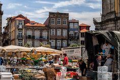 La zona de la Cordoaría en Oporto   Turismo en Portugal
