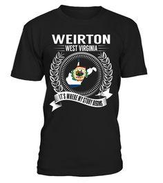 Weirton, West Virginia - It's Where My Story Begins #Weirton