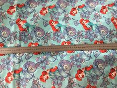 Disney Princess Fabric