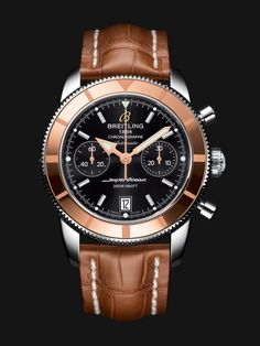 Breitling Superocean Héritage Chronographe 44 - Montre suisse