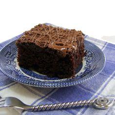 One Perfect Bite: Chocolate Zucchini Cake