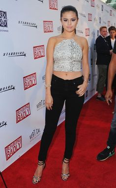 Our Favorite Look of the Day - Selena Gomez Style