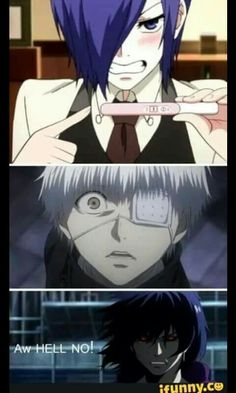 Well think this great news actually. |Kaneki Ken|Tokyo Ghoul