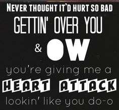 heart attack lyrics one direction - Google Search