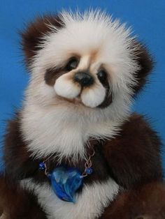little panda, by Kathy Myers