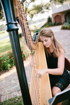 Wedding Music | Harp | Classic Wedding | Outdoor Wedding