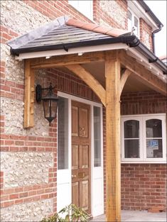 Adam Slatter is a Timber Framed Buildings specialist based in the West Country serving Dorset, Wiltshire and Somerset. Cottage Porch, Cottage House Plans, Cottage Homes, Front Door Porch, Front Porch Design, House Porch Design, Front Door Overhang, Front Porches, House With Porch